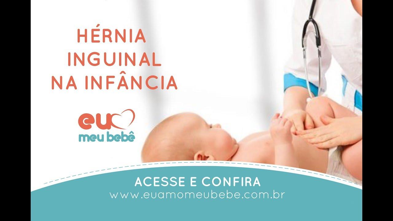 hernia inguinal sintomas en bebes