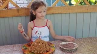 Торт МУРАВЕЙНИК из печенья(Этот ролик обработан в Видеоредакторе YouTube (http://www.youtube.com/editor) Сегодня невышивальное видео. мы с Катей решили..., 2016-08-08T06:50:11.000Z)