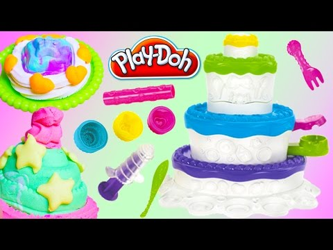 Hello Kitty Cupcakes Play Set Dough Play Doh Cupcake To