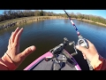 Bass Fishing And The Hello Kitty Boat Causes A WRECK mp3