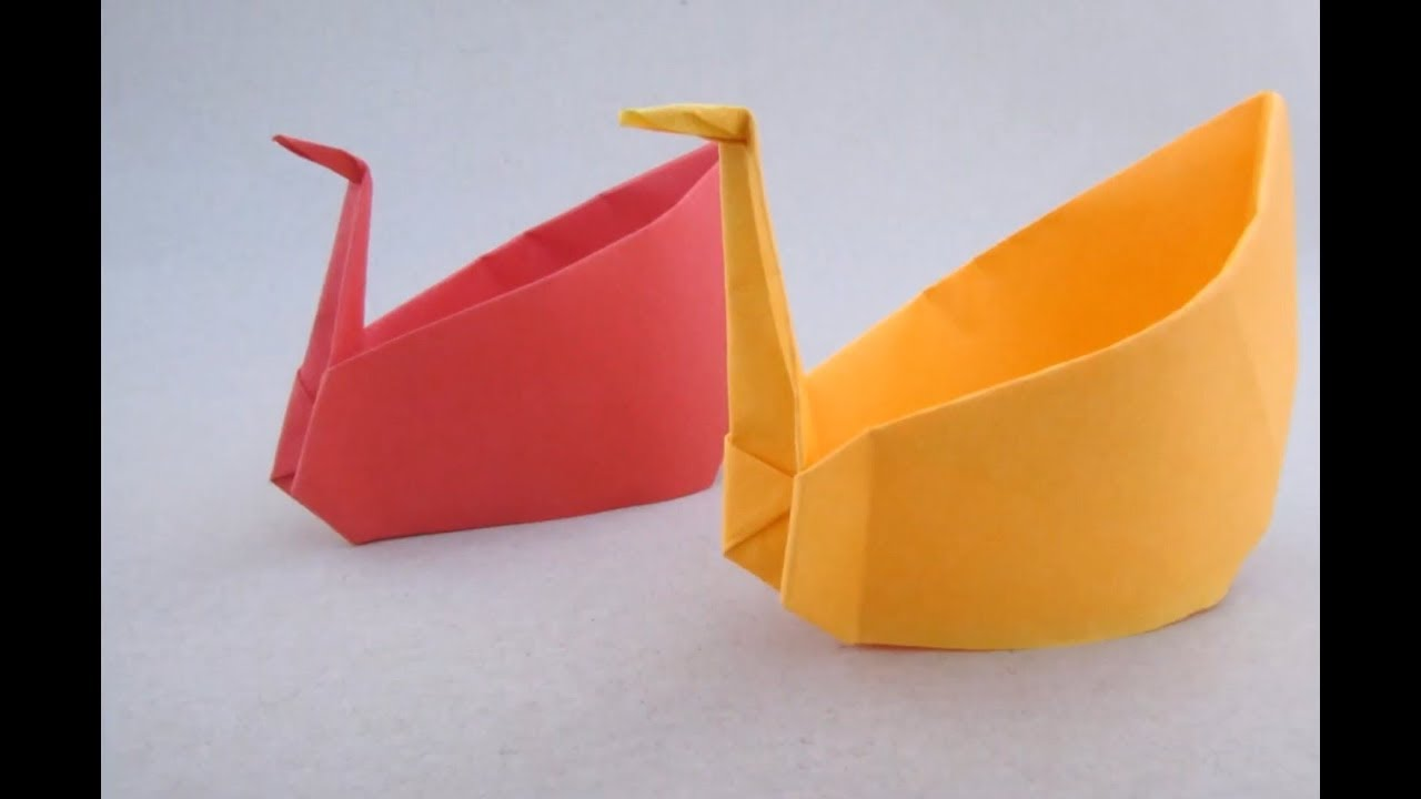 Flapping Bird Origami-Instructions - Tavin's Origami | 720x1280