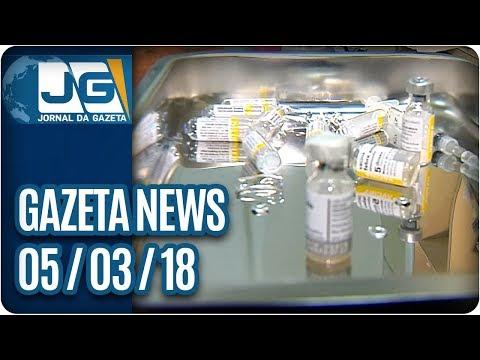 Gazeta News - 05/03/2018