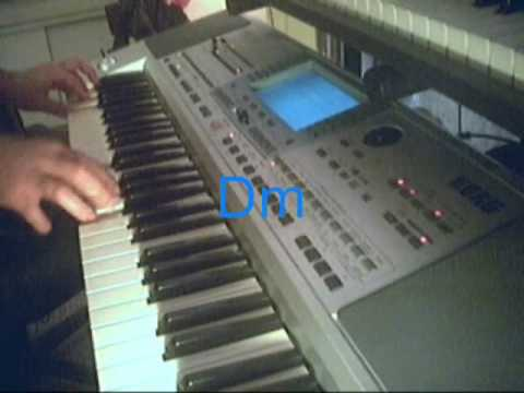 JEAN MICHEL JARRE ORIENT EXPRESS WITH A KORG PA50 - YouTube
