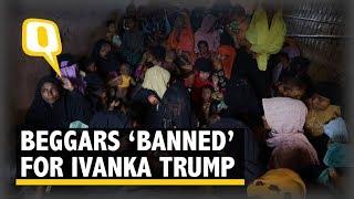 Hyderabad Police 'Bans' Beggars Ahead of Ivanka Trump's Visit? | The Quint