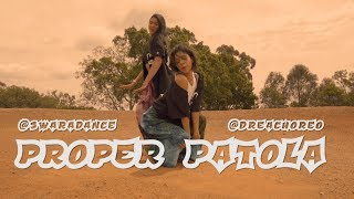 Proper Patola Dance Choreography - Swara Dance & Drea Choreo Collab & Interview 2018