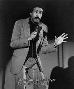 Richard Pryor - Exorcist / Dracula bit