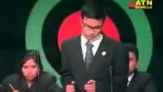 mizanur rahman debate atn bangla on public adminstration with former caretaker advisior m hafiz uddi