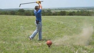 Golf Shot | Dude Perfect