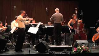 LA CCUMPARSITA - Pitango Quartet with Orchestra