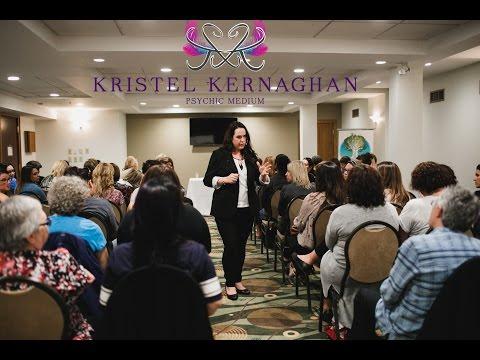 Kristel Kernaghan Group Medium Reading - Divine Clarity