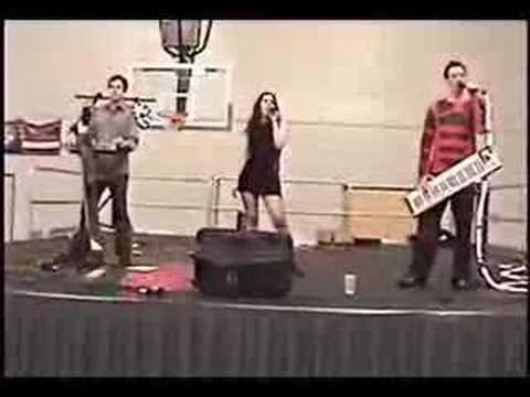 """Freezepop - """"Science Genius Girl (live @ FIT April 2, 2004)"""""""