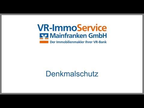 VR-ImmoService Mainfranken GmbH Denkmalschutz