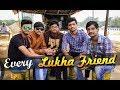 Gujarati Comedy || LUKKHA FRIENDS || Every LUKKHA FRIENDS Ever || Funny Gujarati Video || Gujju Baba