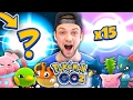 Pokemon GO (GEN 2) - *NEW* EVOLUTIONS + 15 NEW POKEMON! (Part #2)