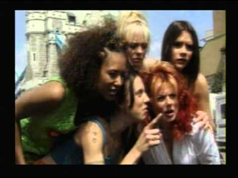 The Spice Girls get personal