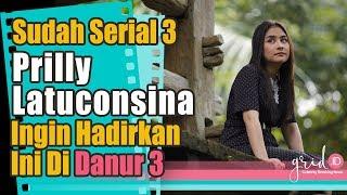 Download Video Sudah Seri Ke 3, Prilly Inginkan Ini Di Film Danur 3 MP3 3GP MP4