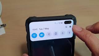 How to get led notifications on samsung galaxy s10 s10
