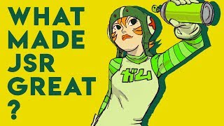 What Made Jet Set Radio Great?