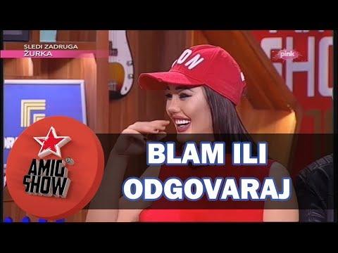 Blam ili Odgovaraj - Ami G Show S10 - E25