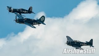 Prowlers of the Pacific - Battle Creek Airshow 2018
