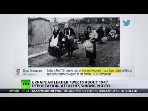 Fake news fail: Poroshenko's Holocaust twisting social media post still online after 4 days