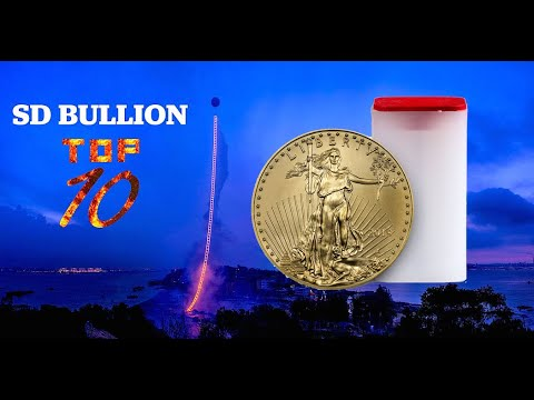 TOP 10 Bullion Products - Gold Eagle Coins | SD Bullion