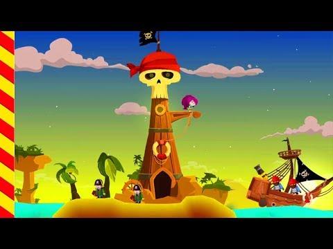 Мультфильм про дракона с огнем. Путешествие на острове черепа дракона. Доисторические динозавры
