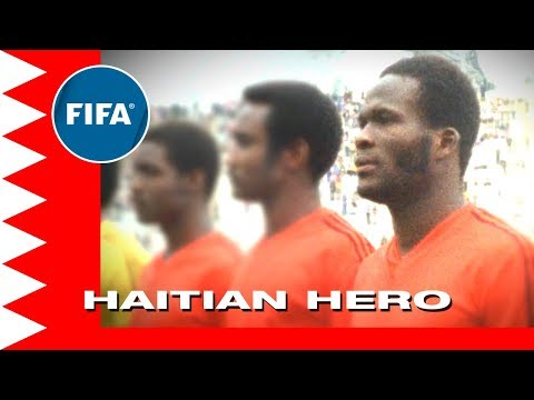 Emmanuel Sanon - Haitian Hero (EXCLUSIVE)
