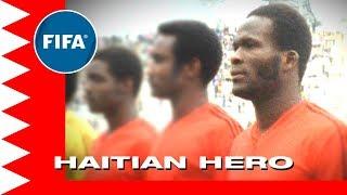 Emmanuel Sanon   Haitian Hero