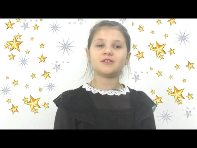 Изображение предпросмотра прочтения – КсенияБорисова читает произведение «Послушайте! (Послушайте! Ведь, если звезды зажигают…)» В.В.Маяковского