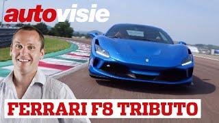 Ferrari F8 Tributo | Test | Autovisie