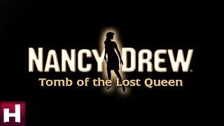 Nancy Drew: Tomb of the Lost Queen Preview   Nancy Drew Games   HeR Interactive