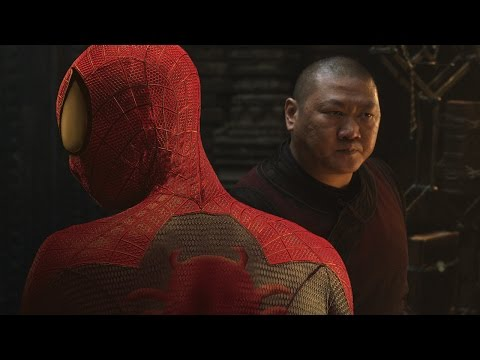 Benedict Wong Reveals His Marvel boy Credentials