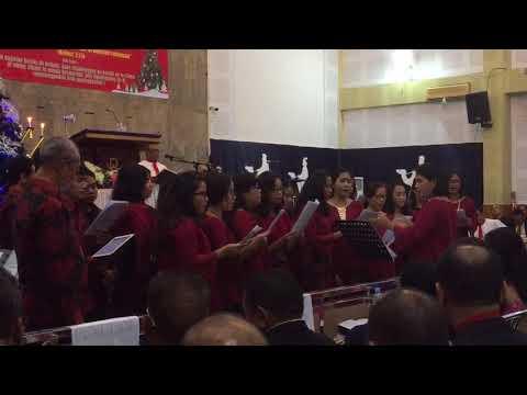 Christmas Glory Medley (Batak Version) Sangkakala Bergema
