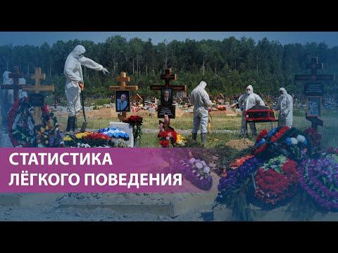 COVID-19: зачем Россия жонглирует цифрами?