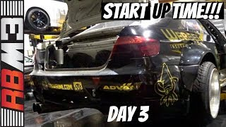 RBM3 Update - Day 3 at PowerTune | RB28 Start up!!!