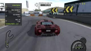 Manqueando en Need for Speed™ ProStreet // super auto en mini carreras XD