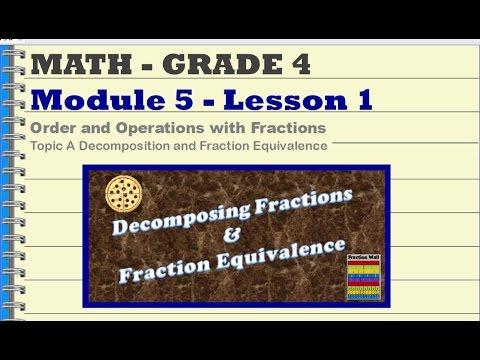 Grade 4 Mod 5 Lesson 1