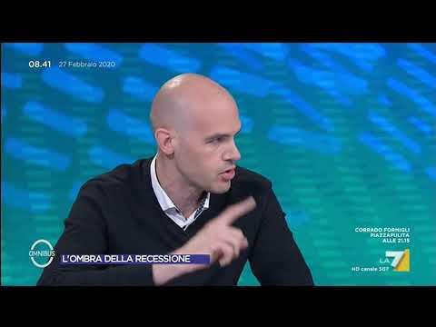 Coronavirus, Dario Fabbri: 'La percentuale dei contagiati è la stessa in Italia, USA, Francia ...