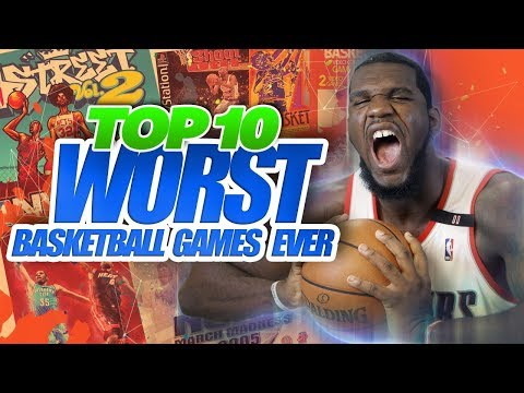 Top 10 WORST Basketball Games Ever