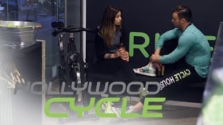 Brandon Fights for a Cycle House Takeover | Hollywood Cycle | E!