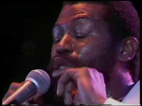 Teddy Pendergrass -  Love TKO (Live in London 1982)