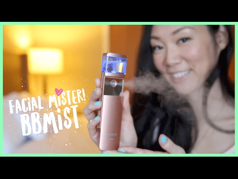 Travel Facial Mister ♥ USB Rechargeable Nano Mister by 2Nice