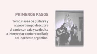 Marzo, Mujer y Memoria 2014 | Presentación Norma Peralta