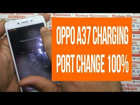 Oppo A37 Charging Port Change Pardeep Electronics Youtube