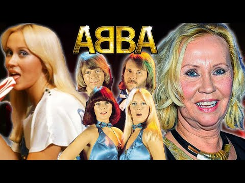 ABBA 🌟 Then And Now 2021