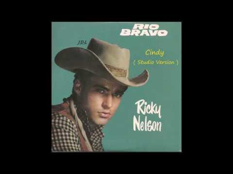 Ricky Nelson Cindy Studio Version Youtube