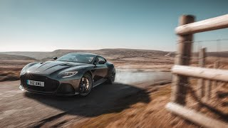 Photographing supercars: On location with the Aston Martin DBS Superleggera