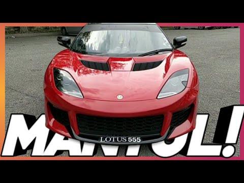 Pandu Uji Lotus Evora 400 Merah milik Omar Sterling   EvoMalaysia.com
