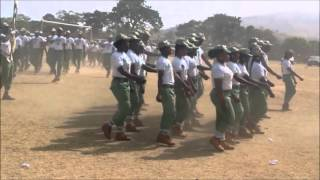 POP NYSC PAIKO (NIGER STATE)